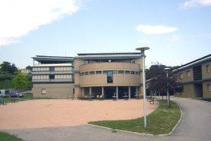 lycée Descartes à Saint Genis Laval